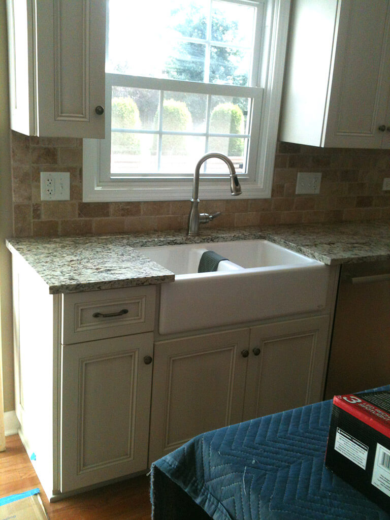 Kitchen Sink - After