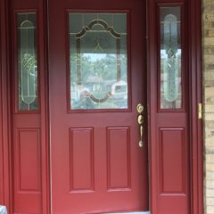 Sugar Grove door replacment
