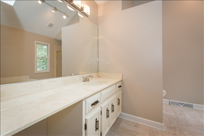 Sugar Grove bathroom remodel