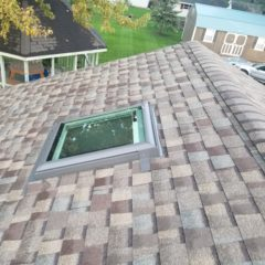 joliet roof replacement skylight